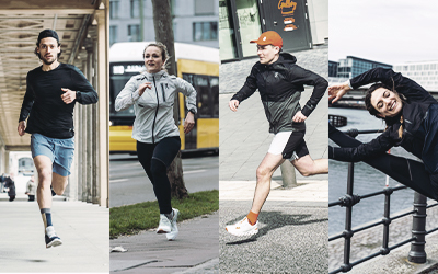 On meets Wings for Life World Run